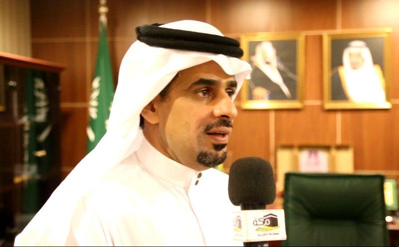 نائب رئيس المجلس البلدي بالعاصمة المقدسة فهد الروقي